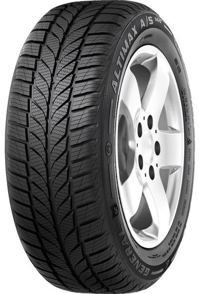 General Tire 205/55R16 91H ALTIMAX AS365 Dört Mevsim Oto Lastik (Üretim Yılı: 18/19)