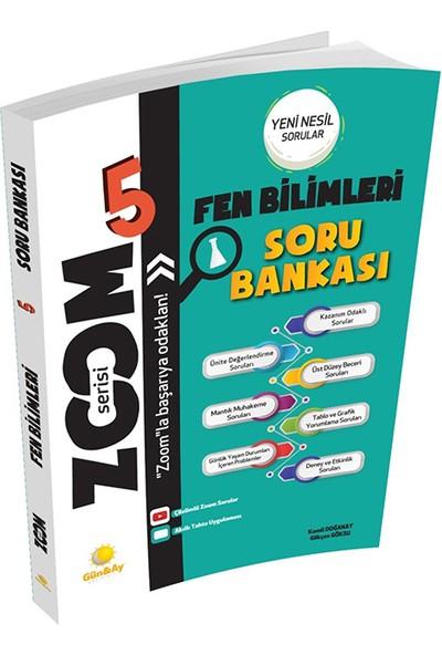 Günay Yayınları 5.Sınıf Zoom Soru Bankası Kitap Fen Bilimleri