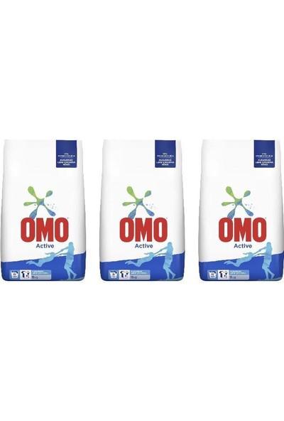 Omo Active Fresh 10 kg x 3 Adet