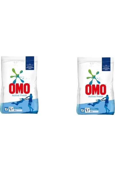 Omo Active 6kg+6kg