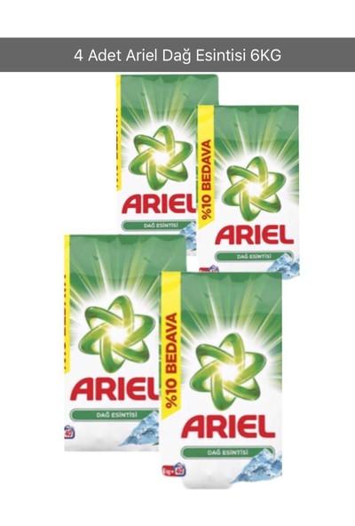 Ariel Dağ Esintisi 6 kg x 4 Adet