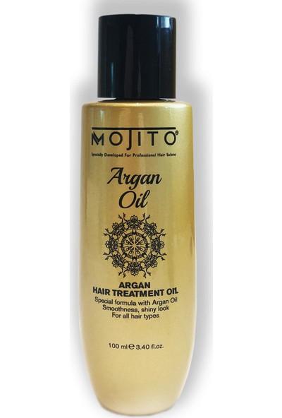 Mojito Argan Oil Argan Saç Bakım Yağı
