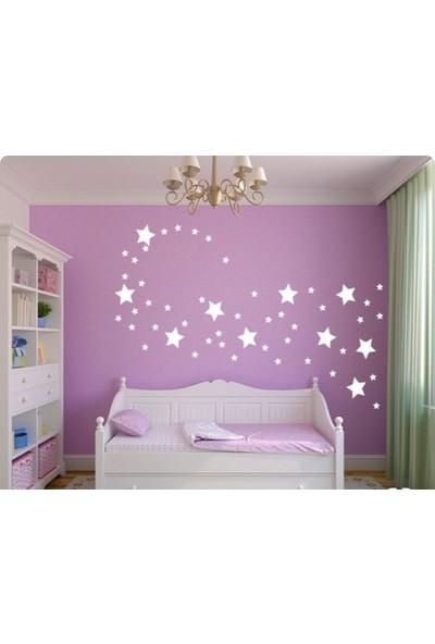 Bebenis Yıldız Sticker Beyaz