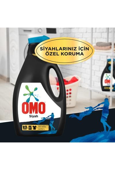 Omo Black Konsantre Sıvı Deterjan 2470 ML