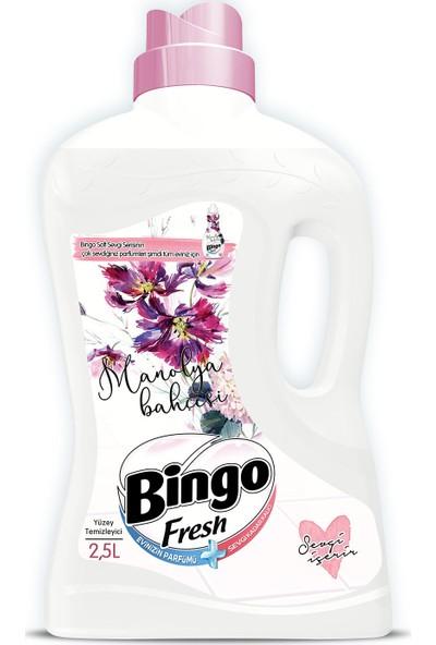 Bingo Fresh Manolya Yüzey Temizleyici 2,5 lt