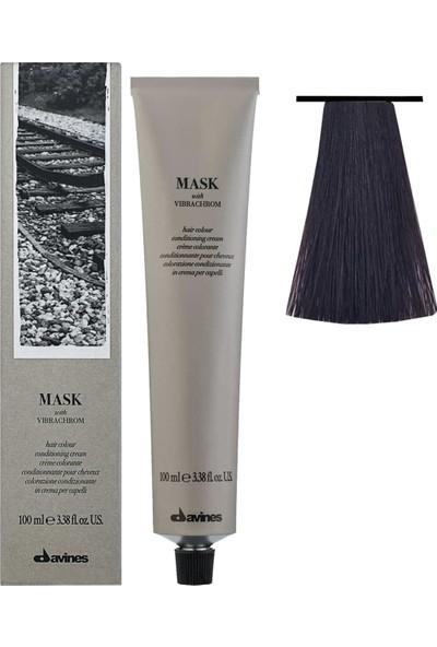 Davines Mask Vibrachrom 4,22 Saç Boyası Viyole 100 ml