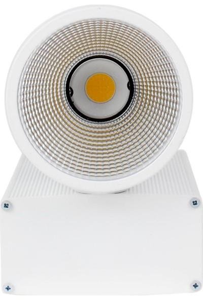 Er Elektronik Chicago Serisi Ray Spot Armatür 3000K 29W 3200Lm 40° Lensli