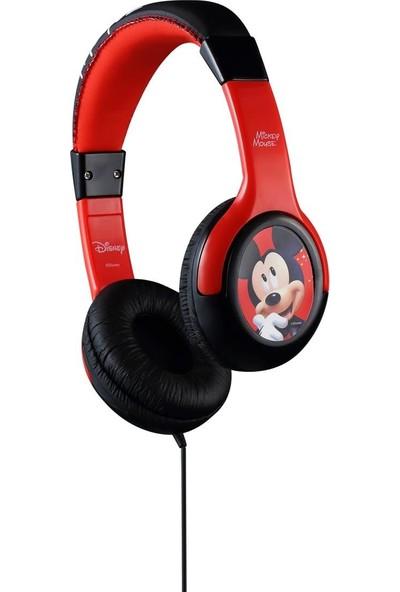 Volkano Disney Mickey Mouse Miki Fare Çocuk Kulaklığı Lisanslı DY-13001-MK