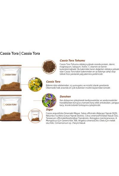 Cassia Tora Tozu 3 Kutu 30 Günlük Kullanım