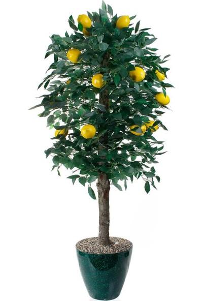 Çiçekmisin Limon Ağacı Yapay Ağaç