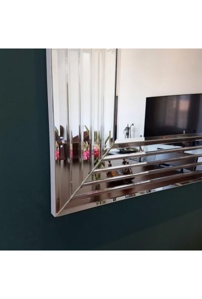 Neostill -Dekoratif Duvar Salon Ayna 130X65 A305-Y