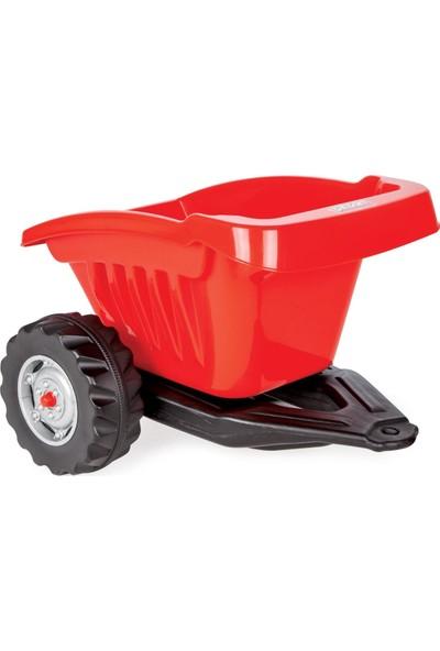 Pilsan Active Traktör Römork - Kırmızı