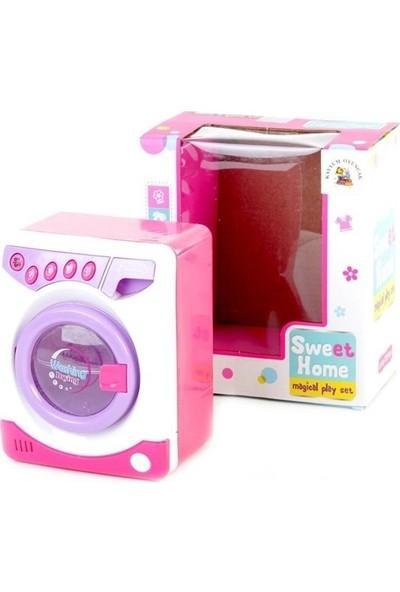 Çamaşır Makine Pilli Orta