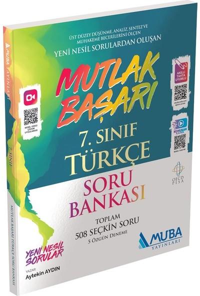 Mutlak Başarı 7. Sınıf Türkçe Soru Bankası