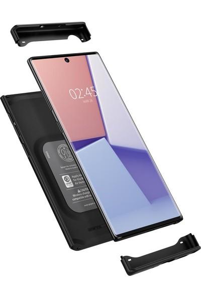 Spigen Samsung Galaxy Note 10 Plus Kılıf Thin Fit Classic Black - 627CS27326