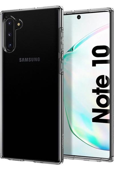 Spigen Samsung Galaxy Note 10 Kılıf Liquid Crystal Clear 4 Tarafı Tam Koruma - 628CS27370