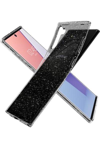 Spigen Samsung Galaxy Note 10 Kılıf Liquid Crystal Glitter Crystal Quartz - 628CS27371