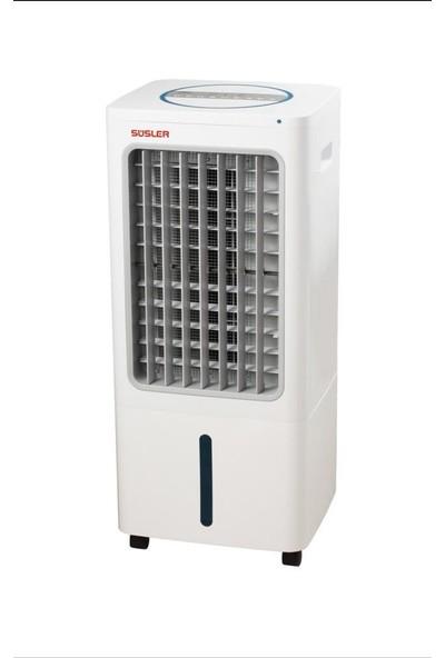Süsler Sh 9003 Portatif Hava Soğutucu Fan