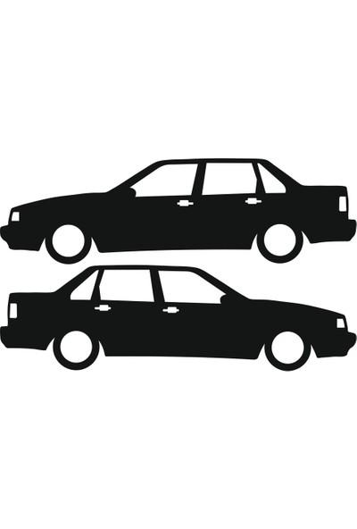 Hediyelikevi Volvo 850 Basık Arac Sticker