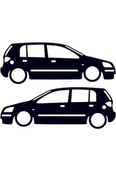 Hediyelikevi Hyundai Getz Basık Arac Sticker