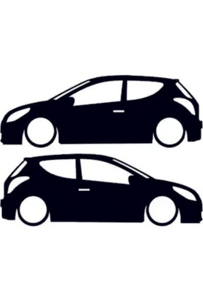 Hediyelikevi Hyundai I20 Basık Arac Sticker