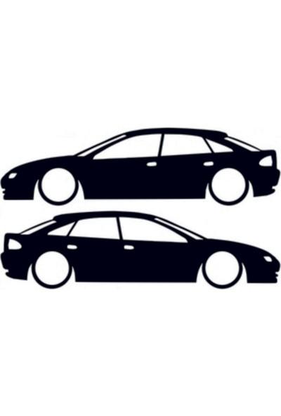 Hediyelikevi Mazda 323 Basık Arac Sticker