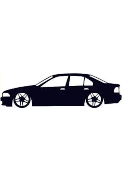 Hediyelikevi Bmw E39 Basık Arac Sticker