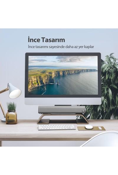 TaoTronics TT-SK018 3.5mm Uyumlu USB Güçlü PC/Telefon/Tablet/Laptop Hoparlör