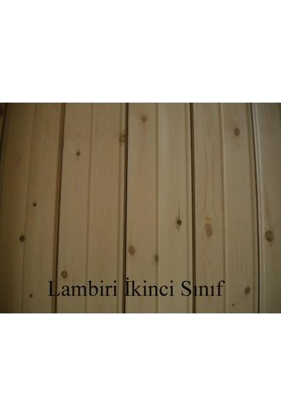 Ankara Orman Ürünleri Lambiri 2. Sınıf Karaçam 10'lu 100 x 2.5 x 10 cm