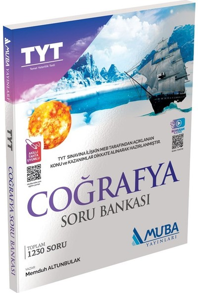 Murat TYT Coğrafya Soru Bankası