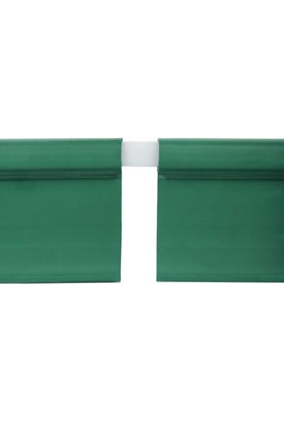 Ekoplas Strong Edge Plastik Çim Sınırlayıcı Düz Hatlar Oluşturmak Için 25 m Yeşil