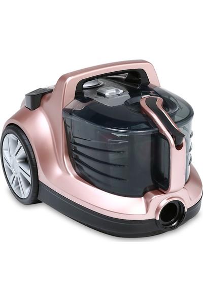 Fakir Veyron Turbo XL Elektrikli Süpürge - Rose
