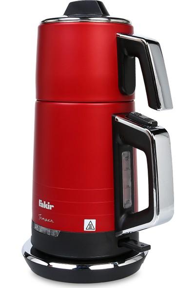 Fakir Temper Çay Makinesi Kırmızı