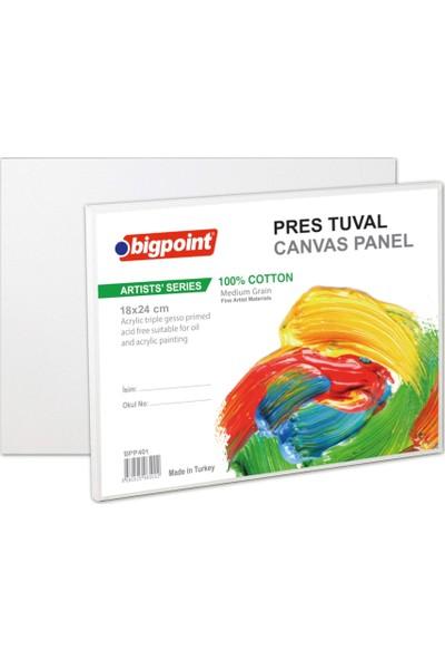 Bigpoint Artists' Pres Tuval 18 x 24cm