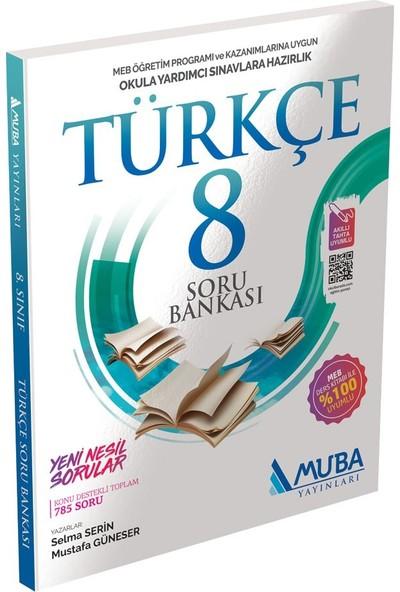 Muba LGS 8. Sınıf Türkçe Soru Bankası
