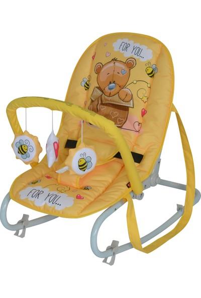 Lorelli Top Relax Ana Kucağı - Yellow Bear