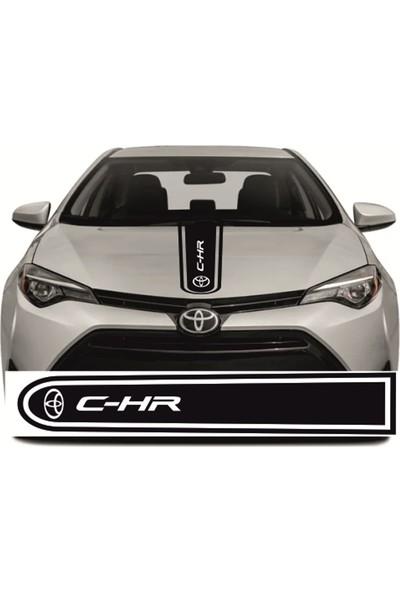 Hediyelikevi Toyota Chr Araba Ön Şerit
