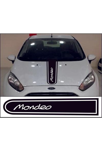 Hediyelikevi Ford Mondeo Araba Ön Şerit