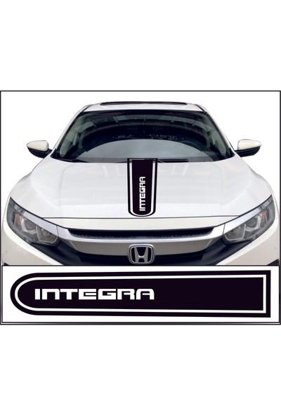 Hediyelikevi Honda Integra Araba Ön Şerit