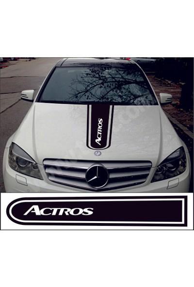 Hediyelikevi Mercedes Actros Araba Ön Şerit