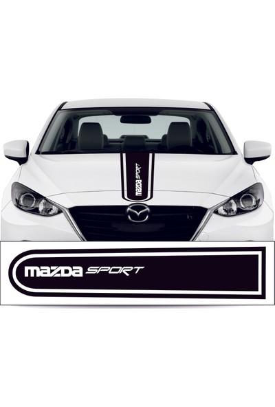 Hediyelikevi Mazda Sport Araba Ön Şerit