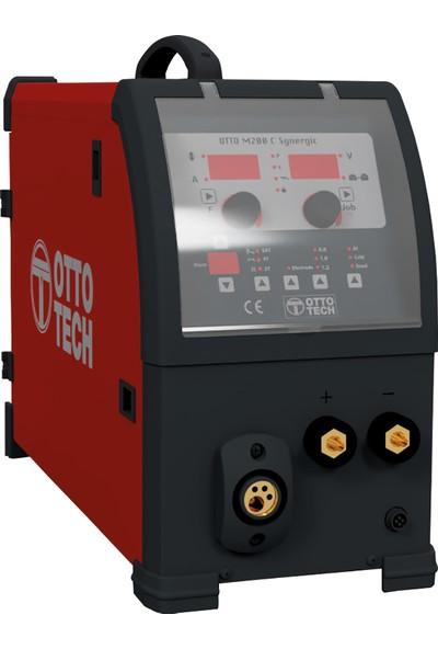 Ottotech Otto M200 C Sinerjik Gazaltı Kaynak Makinesi Hava Soğutmalı 220V