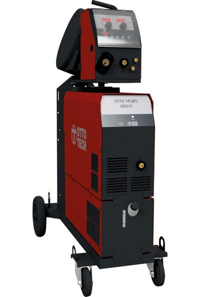Ottotech Otto M505 W Basic Gazaltı Kaynak Makinesi Su Soğutmalı 380V