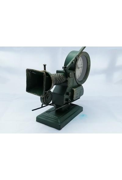 Klc Kamera Model Masa Saati