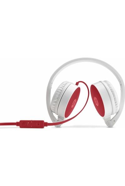 Hp H2800 Kırmızı Beyaz Kulaklık W1Y21AA