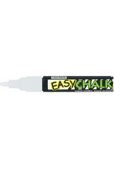 Marvy Easy Chalk Marker Sıvı Tebeşir Kalemi Beyaz