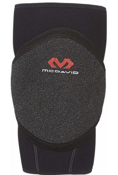 Mcdavid 671R Handball Indoor Knee Pad Black