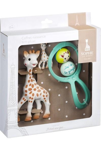 Sophie La Giraffe Yeni Doğan 3'lü Set