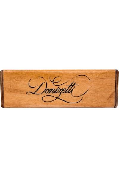 Donizetti Pro Dikdörtgen Shaker (Tik Ağacı)