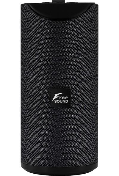 Free Sound FS08 Taşınabilir Kablosuz Bluetooth Hoparlör